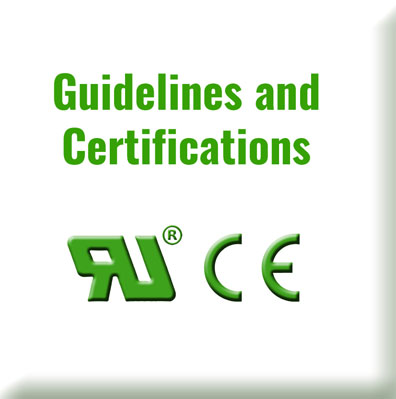 Guidelines And Certifications